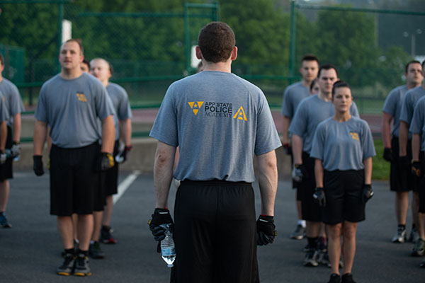 New Police Development Program to train the 'policing leaders of tomorrow' at Appalachian